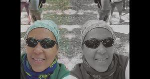 Walking the Appalachian Trail through Devils Racecourse to the Mason Dixon Line