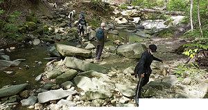 Rcok Creek Park Hike