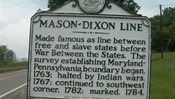 Fresco Adventures Mason-Dixon Line Hikes