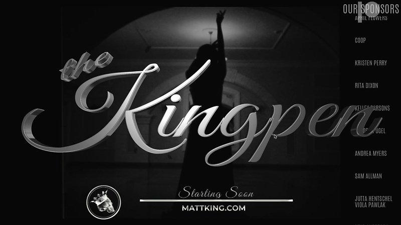 The Kingpen Live Stream Music Lounge