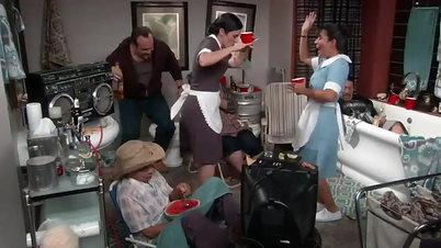 Tipsy Maid - Comedy