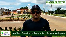 Prefeitura de Plácido de Castro