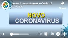 Juntos Combateremos o Covid-19