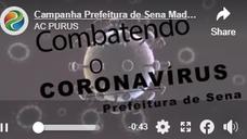 Campanha Prefeitura de Sena Madureira