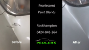 Pearlescent Paint Repair