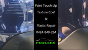 Touch Up Paint Repairs