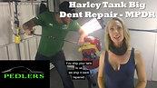 Harley Tank Dent Removal
