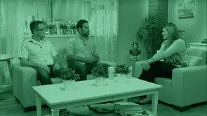 """קבוצת רקפת- ראיון עם אדם חשין בתכנית """"ביקור בית"""" בערוץ 10"""
