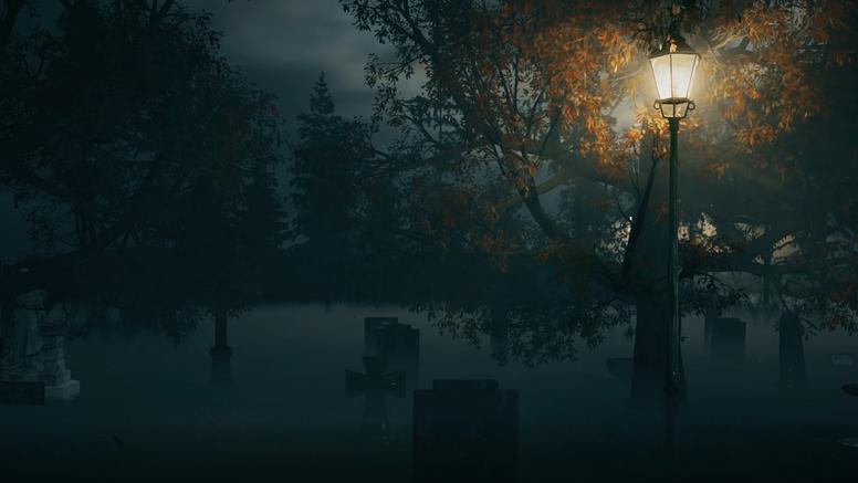 Beyond the Grave Teaser