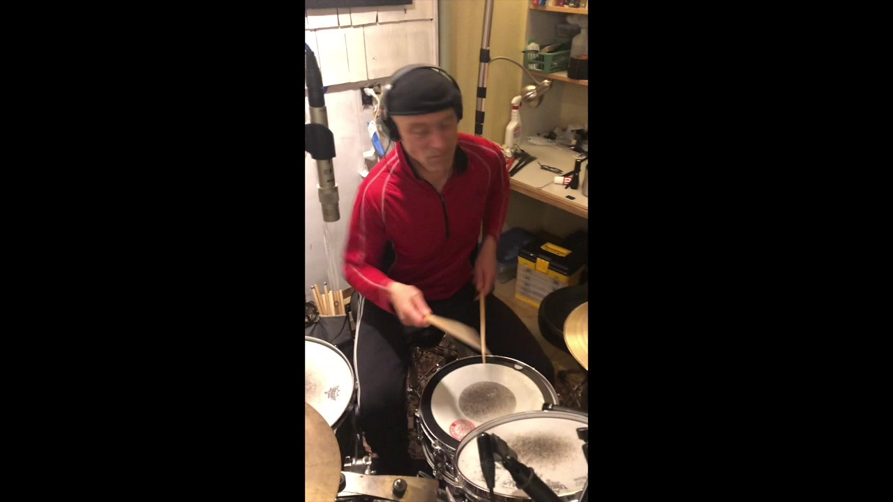 Vulfpeck - Cory Wong drum cover