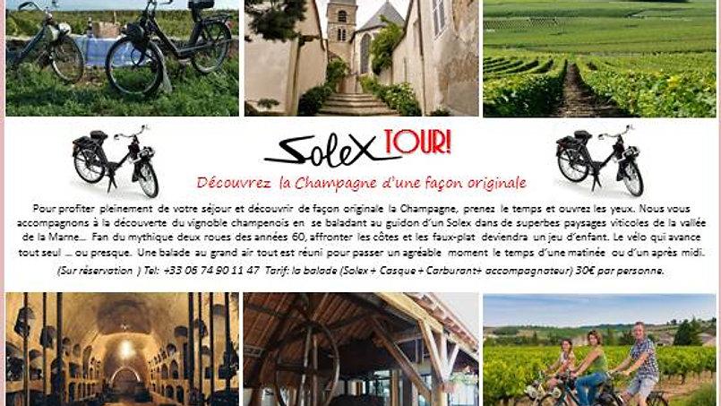 Vidéo Solex Tour!