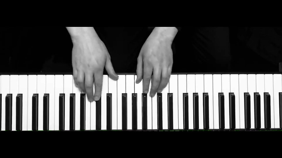 """Welcome track - """"Szenen"""" for Piano"""
