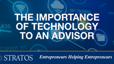 The Importance of Technology to an Advisor