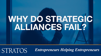 Why do Strategic Alliances Fail