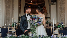 Starry Romance - Styled Shoot