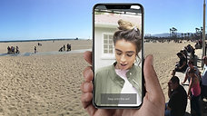 Augmented Reality Portal - Sommer Ray