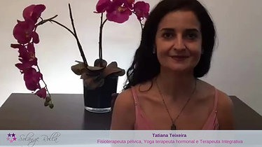 Tatiana Teixeira - Fisioterapeuta