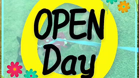 Open day 第10弾!