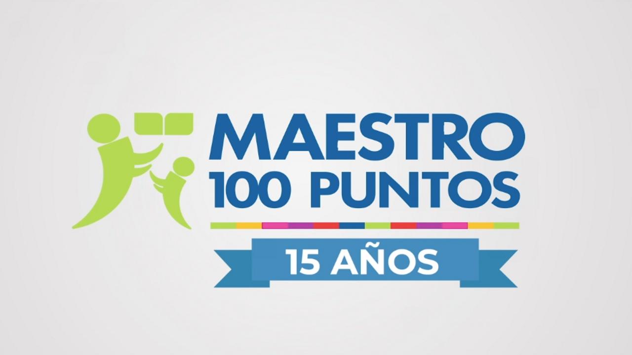 Videos Ganadores Premio Maestro 100 Puntos