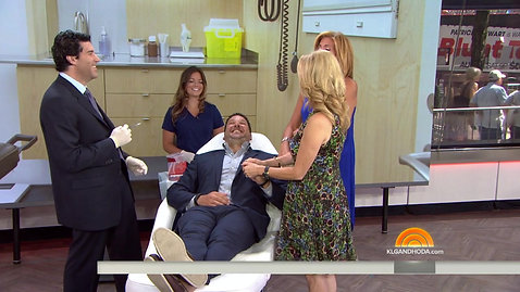 KYBELLA® At TODAY Show