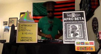 Afrikana x Afrobeta
