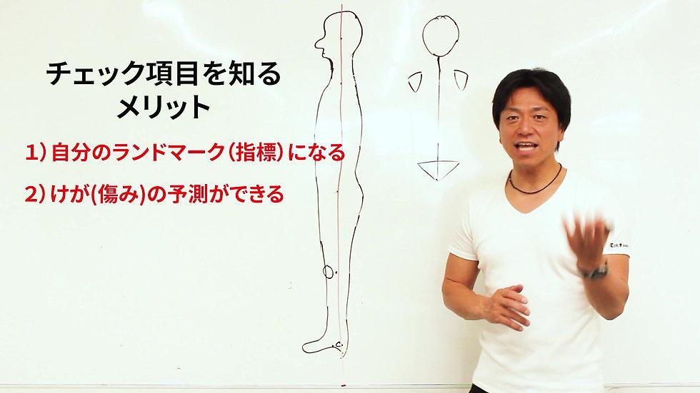 姿勢チェックポイント動画完成版