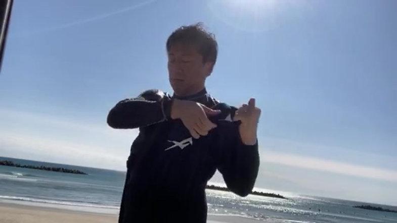 ASLEG丹羽ウエット脱動画
