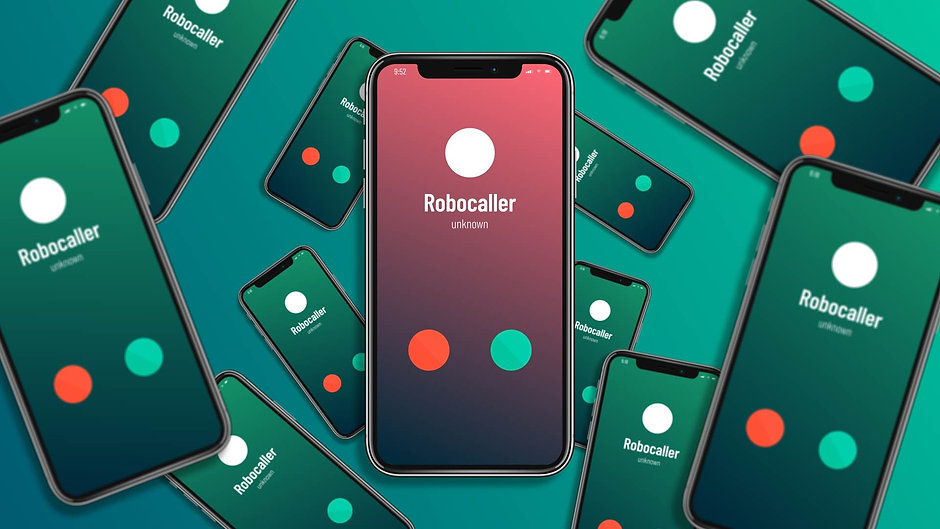 Here's why you get so many robocalls