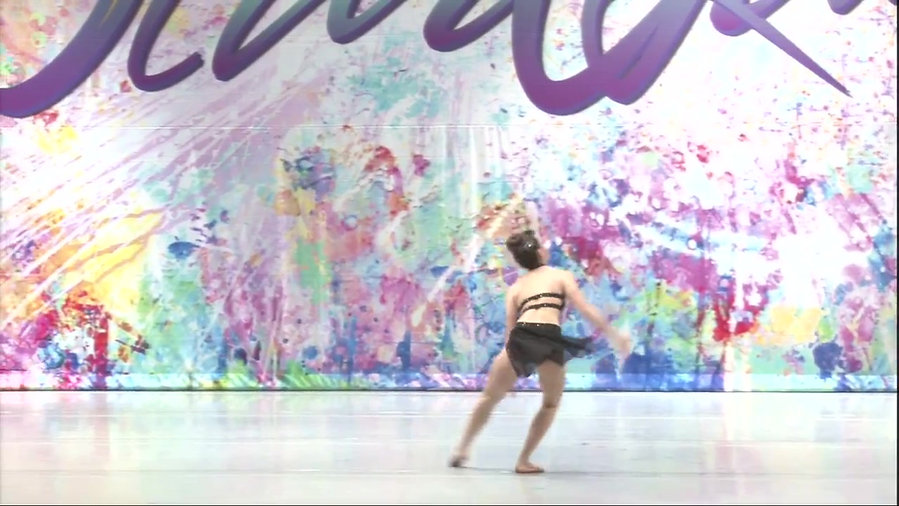 Faded - Amber Sky- Teen Miss StarQuest - Knoxville, TN - 2017