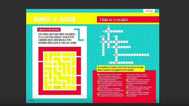 Revista Intrépidas número 8