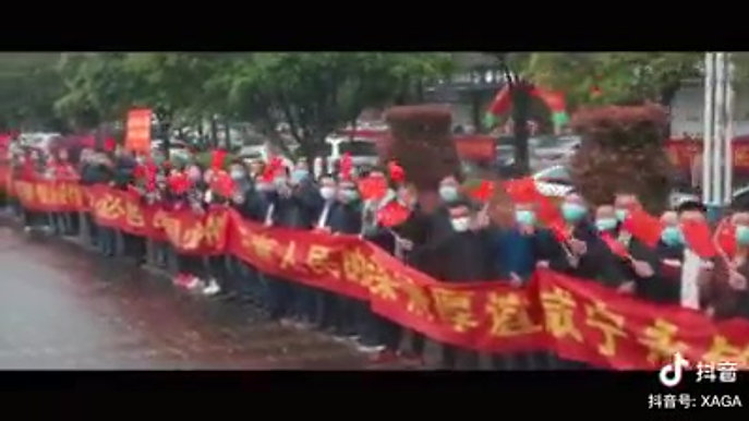 China - Covid-19  - Victory