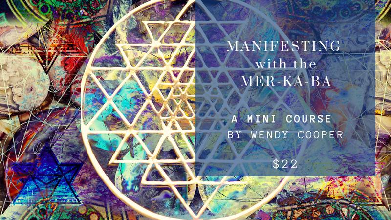 Manifesting with the Merkaba