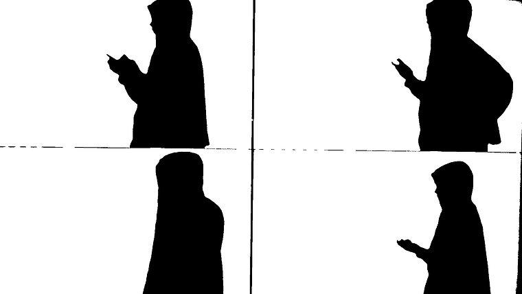'Seeing Things (Silhouette)'
