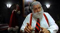Linens N Things - Santa