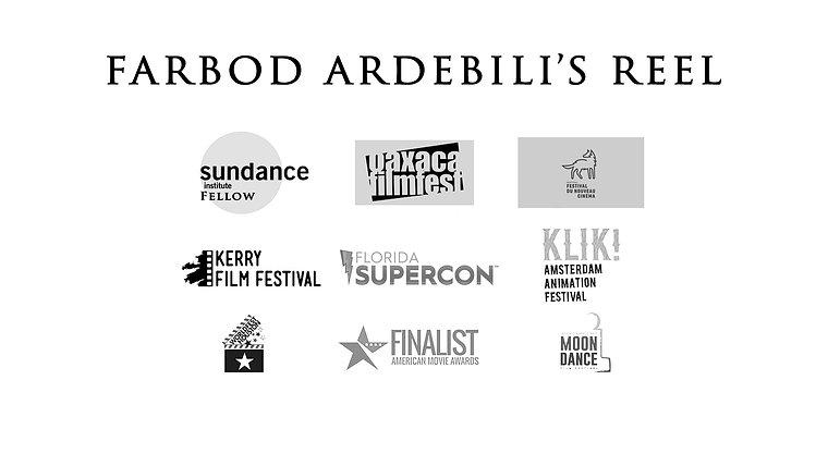 Farbod Ardebili - Director's Reel
