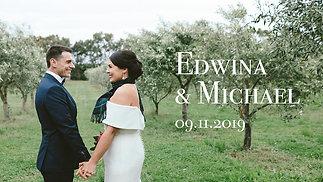Edwina & Michael - Sneak Peek
