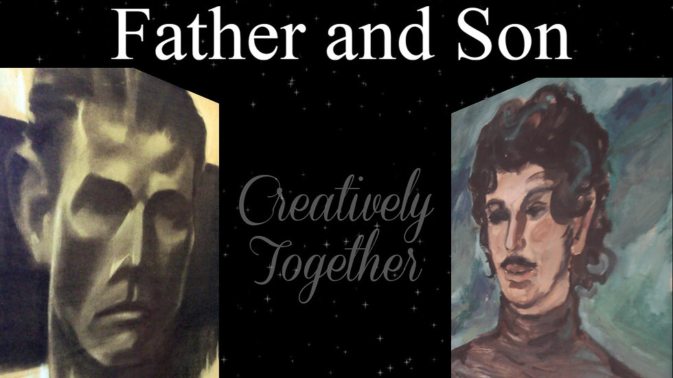 01 - 0 Father & Son Creativily Together Website
