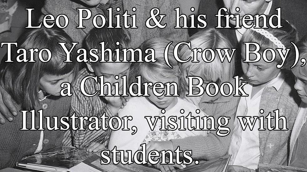 8. Leo Politi's Children and Books