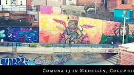 Wellness Vacation: Colombia featuring Comuna 13 in Medellín