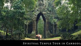 Spiritual Temple Tour in Siem Reap, Cambodia