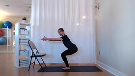 PreNatal Core Lower Body Strength and Stretch