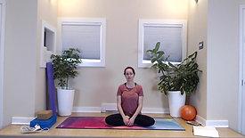 Gentle Yoga with Kerry