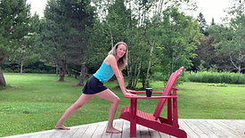 Adirondack Chair Workout