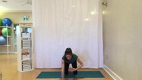 Prenatal Core Strength and Flexibility
