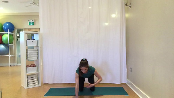 Prenatal Core Strength and Flexibility