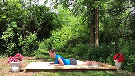 Pilates in the Garden Part 3