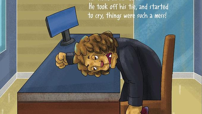 Larry The Lending Lion Audio