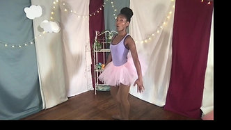 Live Pre-Ballet Virtual class!