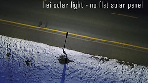 Hei Solar Light installation at Thredbo Ski Village