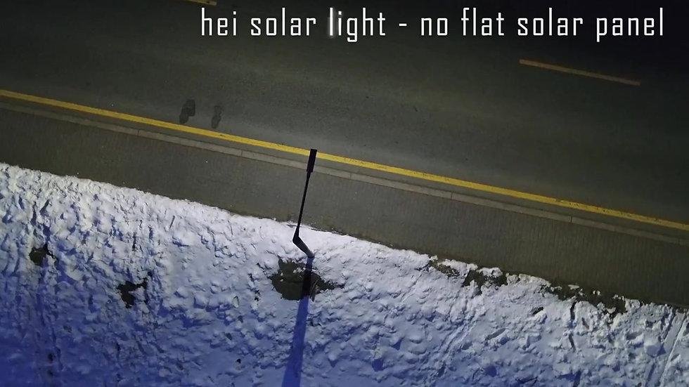 Hei Solar Light installation at Thredbo Ski Village